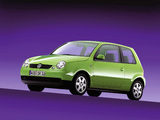 Volkswagen Lupo 1.4 (Typ 6X) 2000–05 wallpapers
