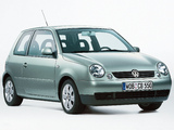 Volkswagen Lupo Cambridge (Typ 6X) 2003 wallpapers