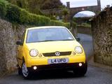 Volkswagen Lupo UK-spec (Typ 6X) 1998–2005 wallpapers