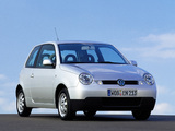 Volkswagen Lupo 1.4 16V FSI (Typ 6X) 2000–03 wallpapers