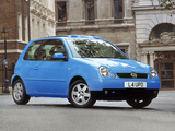Volkswagen Lupo Sunshine UK-spec (Typ 6X) 2003 wallpapers