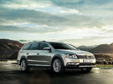 Photos of Volkswagen Magotan Alltrack 2012