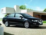 Volkswagen Magotan 2007–11 images