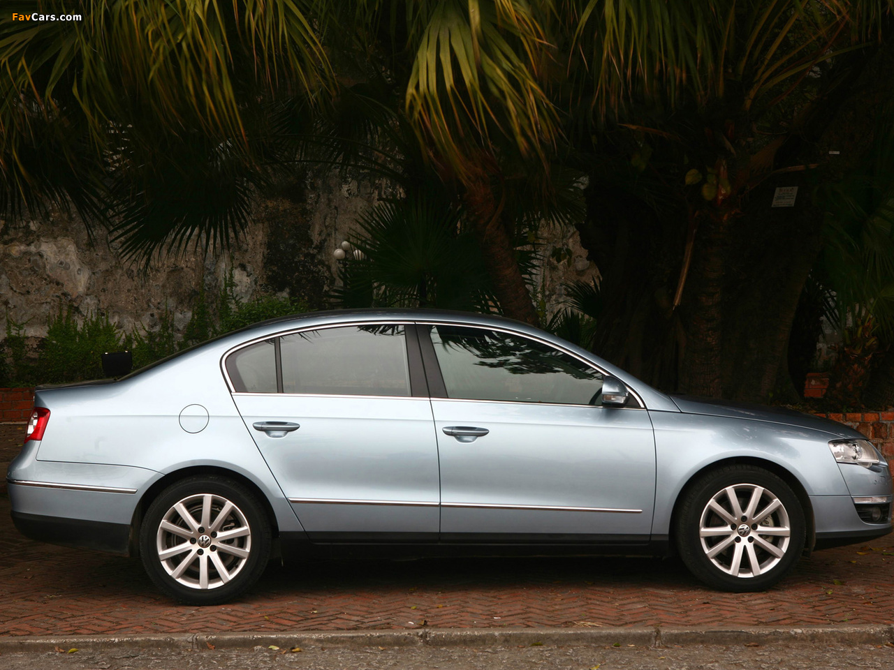 Volkswagen Magotan 2007–11 pictures (1280 x 960)