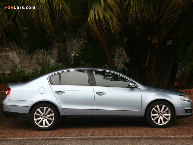 Volkswagen Magotan 2007–11 pictures (640 x 480)
