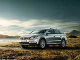 Volkswagen Magotan Alltrack 2012 wallpapers