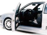 Images of Volkswagen Parati EDP Concept 1996