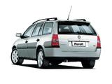 Images of Volkswagen Parati 1999–2005