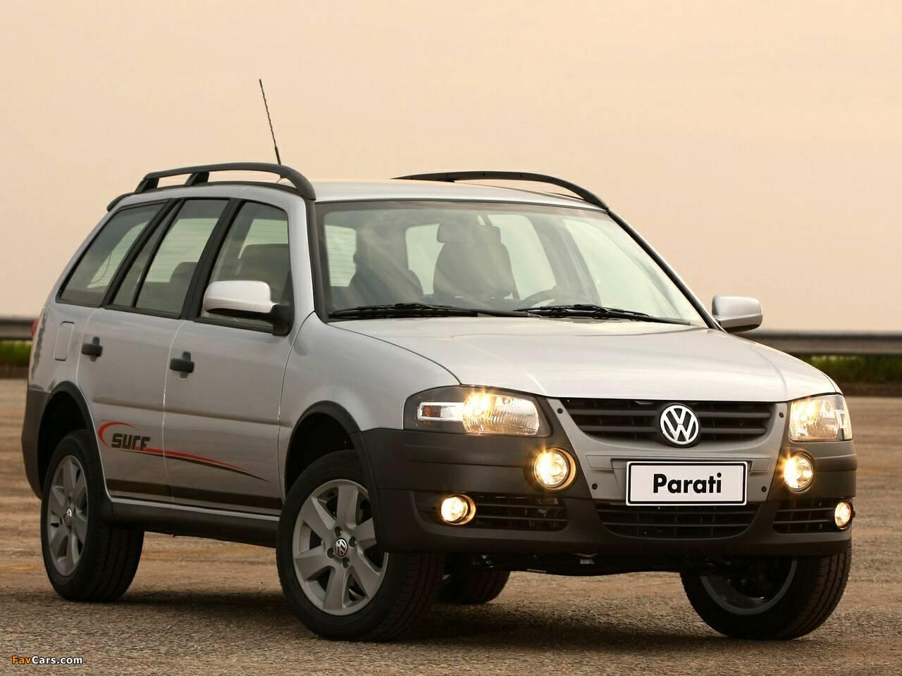 Photos Of Volkswagen Parati Surf 2008 1280x960