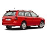 Photos of Volkswagen Parati Trend 2012