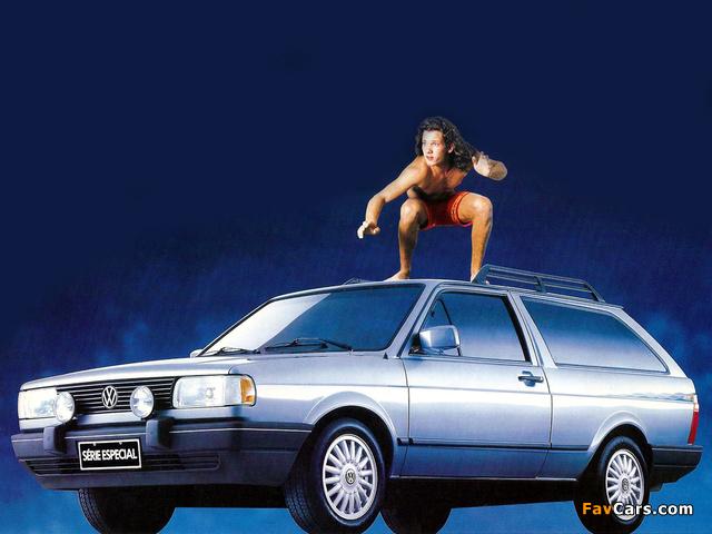 Volkswagen Parati Surf 1994–96 pictures (640 x 480)