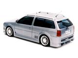 Volkswagen Parati EDP Concept 1996 images