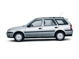 Volkswagen Parati 1999–2005 pictures