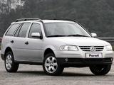 Volkswagen Parati 2005 pictures