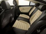 Images of Volkswagen CC AU-spec 2008–11