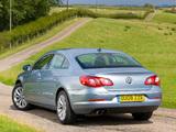 Images of Volkswagen Passat CC UK-spec 2008–11