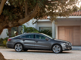 Images of Volkswagen CC V6 4MOTION 2012
