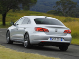 Images of Volkswagen CC BlueMotion AU-spec 2012