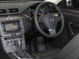 Images of Volkswagen CC BlueMotion AU-spec 2012
