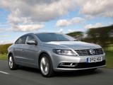 Images of Volkswagen CC BlueMotion UK-spec 2012