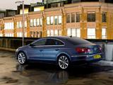 Photos of Volkswagen Passat CC UK-spec 2008–11