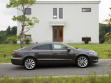 Photos of Volkswagen CC JP-spec 2012