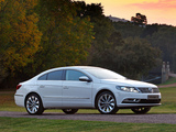 Photos of Volkswagen CC BlueMotion ZA-spec 2012