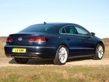 Photos of Volkswagen CC BlueMotion UK-spec 2012