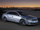 Photos of Volkswagen CC BlueMotion AU-spec 2012