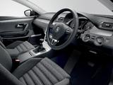 Pictures of Volkswagen Passat CC UK-spec 2008–11
