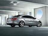 Pictures of Volkswagen CC US-spec 2008–11