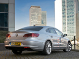 Pictures of Volkswagen CC BlueMotion UK-spec 2012