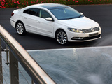 Pictures of Volkswagen CC BlueMotion ZA-spec 2012