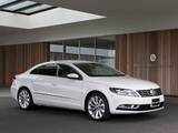 Pictures of Volkswagen CC JP-spec 2012