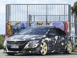 Pictures of KBR Motorsport Volkswagen Passat CC 2012