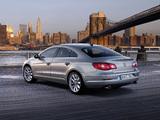 Pictures of Volkswagen Passat CC 2008–11
