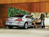 Volkswagen CC US-spec 2008–11 images