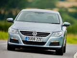 Volkswagen Passat CC UK-spec 2008–11 images