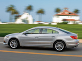 Volkswagen CC US-spec 2008–11 photos