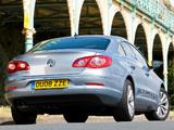 Volkswagen Passat CC UK-spec 2008–11 photos