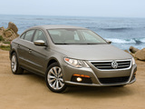 Volkswagen CC US-spec 2008–11 wallpapers