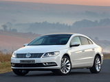 Volkswagen CC BlueMotion ZA-spec 2012 images