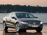 Volkswagen CC V6 4MOTION 2012 images