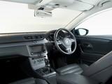 Volkswagen CC BlueMotion UK-spec 2012 photos
