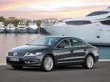 Volkswagen CC V6 4MOTION 2012 pictures