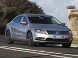 Volkswagen CC BlueMotion AU-spec 2012 pictures