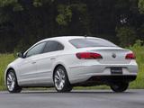 Volkswagen CC JP-spec 2012 pictures