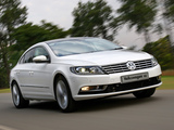 Volkswagen CC BlueMotion ZA-spec 2012 wallpapers