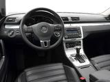 Volkswagen Passat CC 2008–11 wallpapers