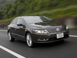 Volkswagen CC JP-spec 2012 wallpapers